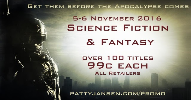 Nearly 200 Science Fiction & Fantasy Book for 99c – This Weekend 5 – 6 Nov.