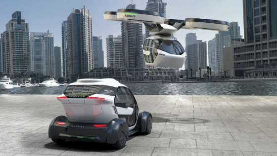 The flying car has finally arrived… well, almost.