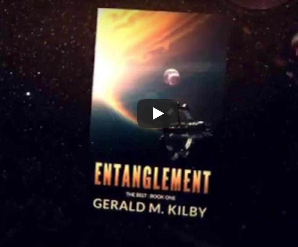 Entanglement Book Trailer
