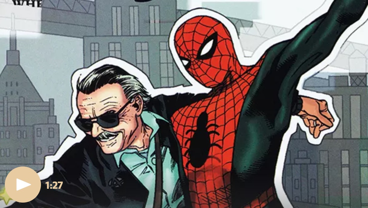 Why Smilin' Stan Lee was the greatest superhero of them all.