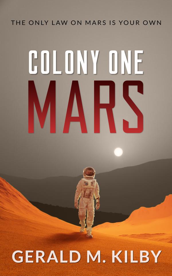 Colony One Mars
