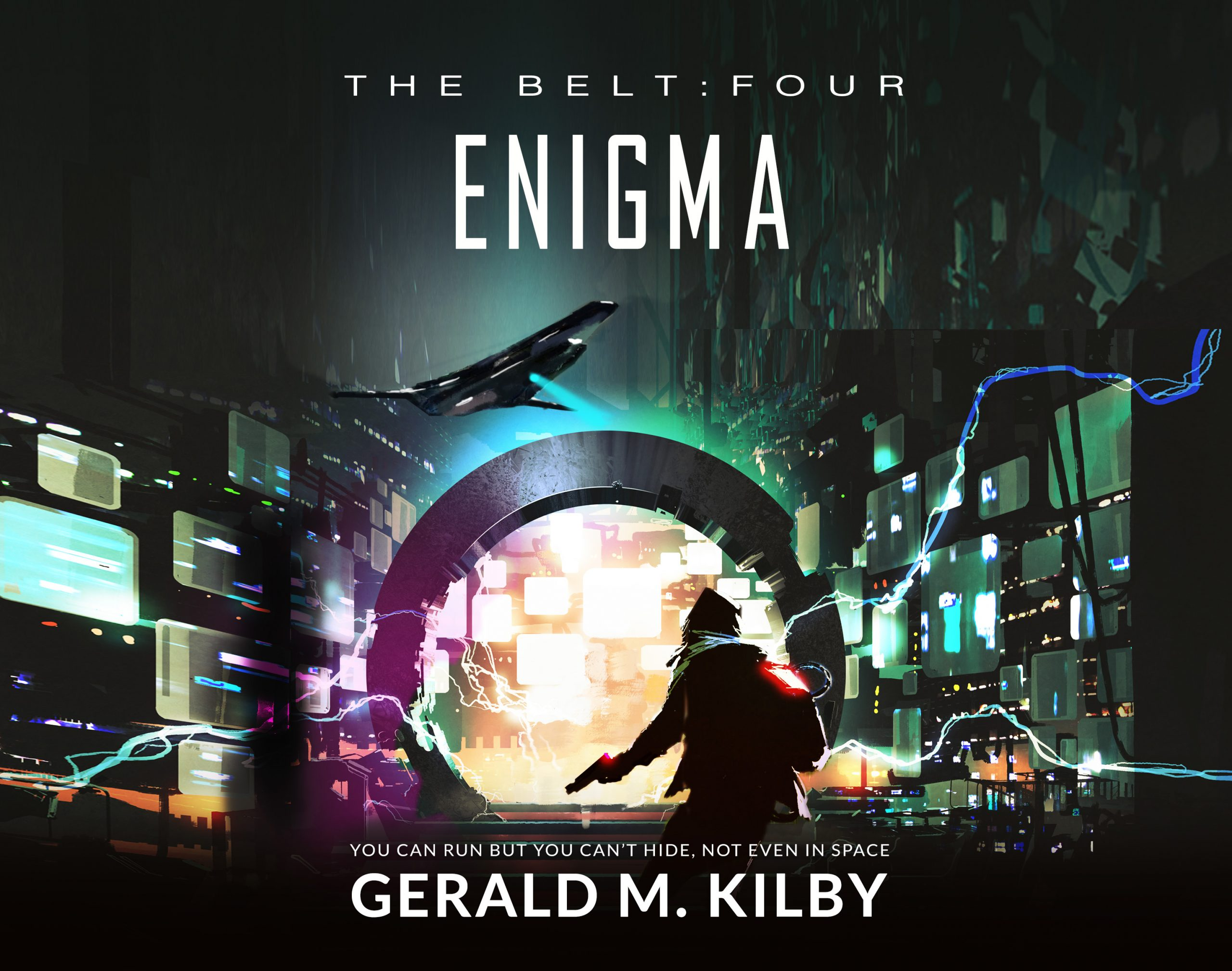 ENIGMA, book four of The Belt series is finally out!