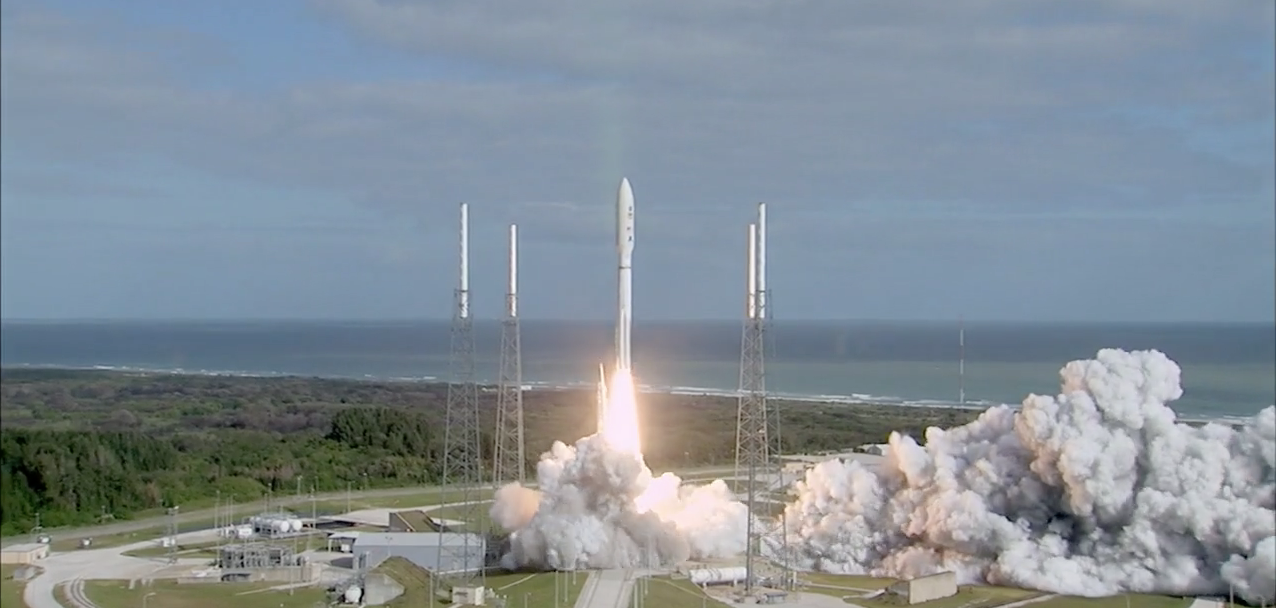 This is the month for Mars as three missions set to launch.