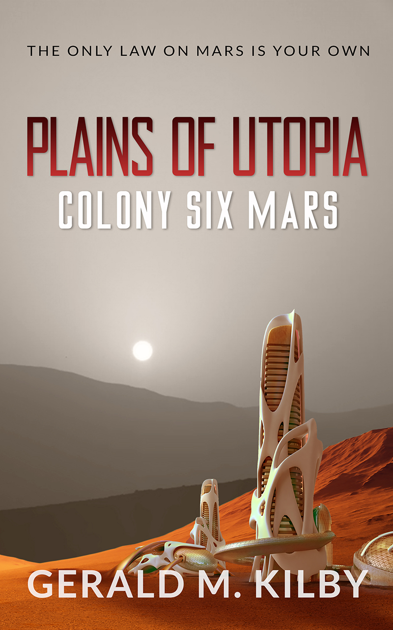 Colony Six Mars out now!