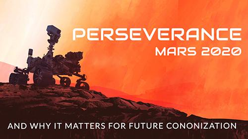 Perseverance – Mars 2020